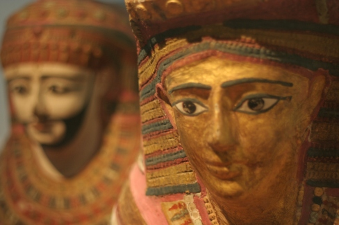 Ancient Egypt Exhibit
