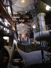 Inside City Museum
